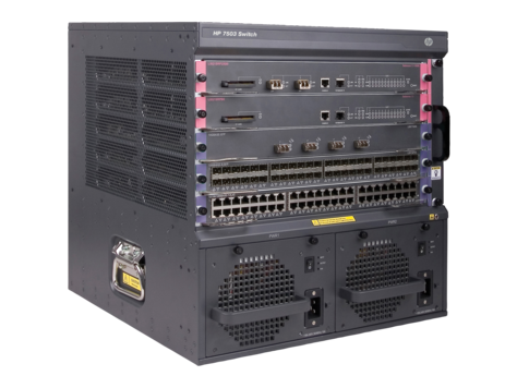 hpe Flex Network 7503 Switch