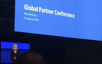 Компания Тристан на HP Global Partner Conference 2013 в Лас Вегасе